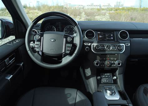 land rover lr4 black interior review 2016 land rover lr4 hse lux canadian auto review