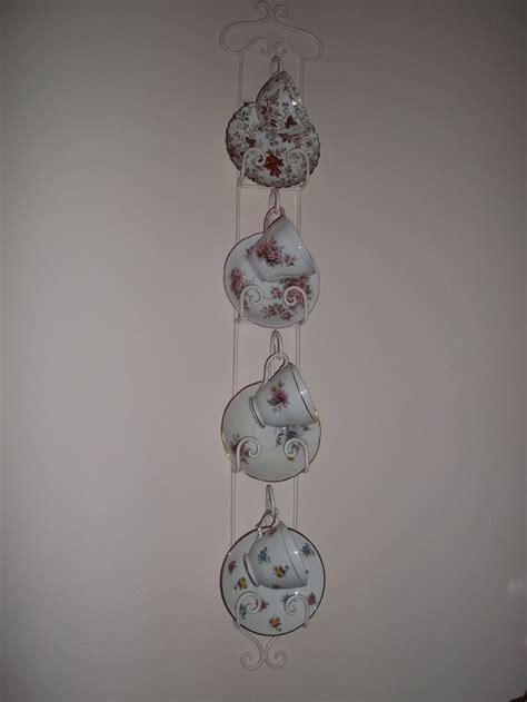 tea cups holder tea cups holder displays vintage curio