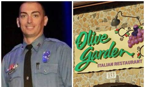 olive garden wait list cop kicked out of olive garden due to his gun restaurant apologizes codec prime a new