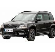 Skoda Yeti Black Edition – Car Review Technology The Guardian