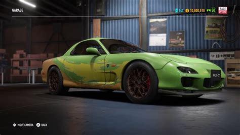 mazda car locator mazda rx 7 spirit r abandoned car location need for