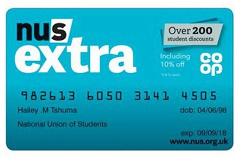 How to get an NUS discount card   even if you're not a