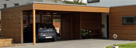 scheerer carport carports die optimale und individuelle option zu garagen