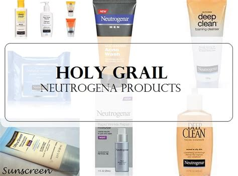 Top 10 Products For Sensitive Skin by 10 Best Neutrogena Products Available In India