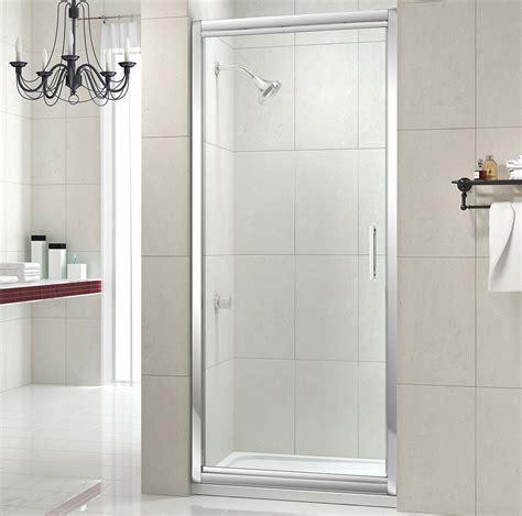 Shower Door Supplies Merlyn 8 Series 1000mm Infold Shower Door M84431