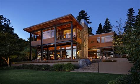 lake house plans with basement contemporary lake house plans lake house plans walkout