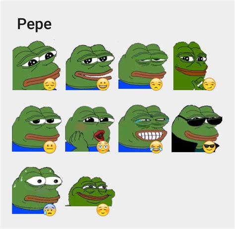 Pepe Stickers