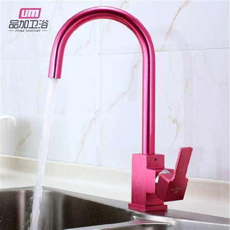 red kitchen faucets top 28 colored kitchen faucets colorful kitchen