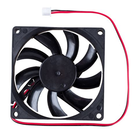 2 pin cpu fan connector dc 12v 0 18a 2 pin connector pc computer case fan