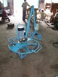 concrete trowel machine at best price in india