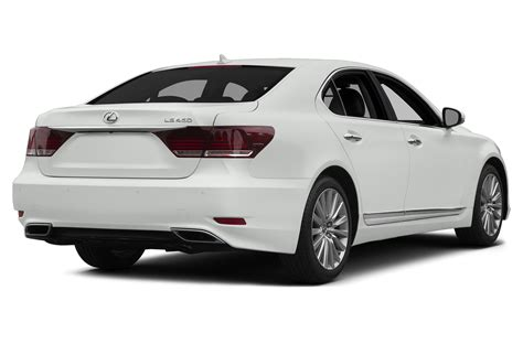 lexus sedan 2014 2014 lexus ls 460 price photos reviews features