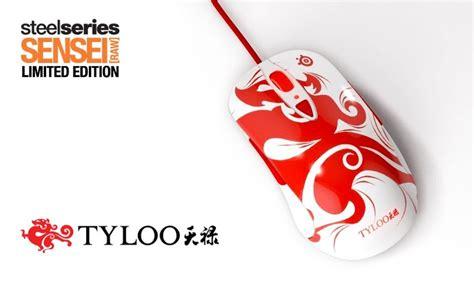 Mouse Steelseries Sensei Tyloo steelseries sensei tyloo edition