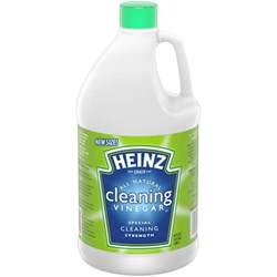 heinz cleaning vinegar 64 fl oz jug food grocery cleaning supplies all purpose cleaners