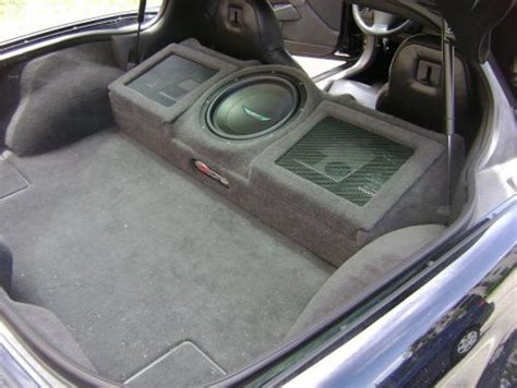 c4 corvette stereo upgrade corvette speaker upgrade modifications corvetteforum