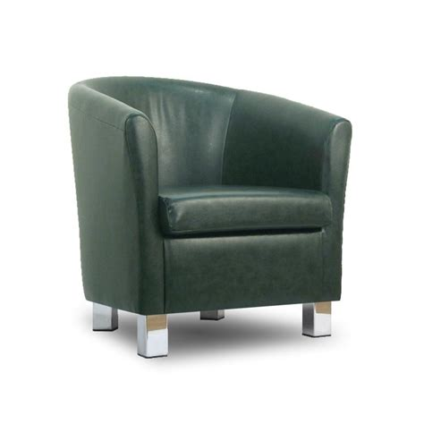 small leather sofas small leather sofa tub chair conifer chrome legs