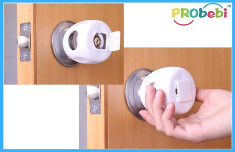 Door Knob Child Safety baby safety lock door knob cover baby safety for innovative probebi