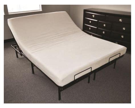 easy change adjustable platform riser bed frame