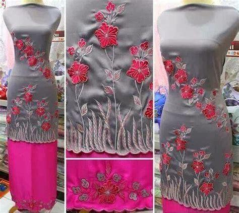 Kebaya Rosella Merah d arissa homestay ipoh d arissa collections