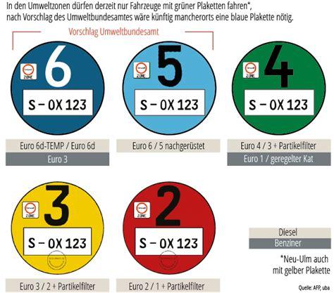 Schadstoffklasse Euro 6 Aufkleber by Diesel Debatte In Stuttgart Fahrverbot Kommt Auch Ohne