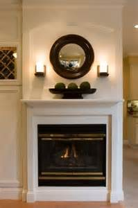 fireplace sconces for the home