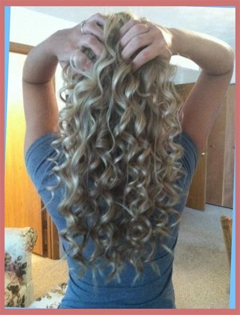 loose curl perm long hair best 25 perms for long hair ideas on pinterest