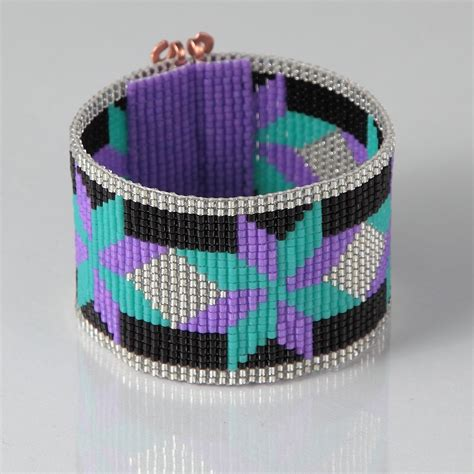 bead loom bracelet american style dakota bead loom bracelet