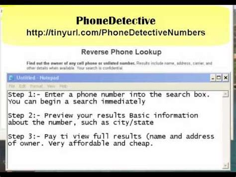 Free Phone Number Lookup Free Phone Number Lookup