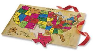 lift and learn usa map puzzle wooden usa puzzle classic wooden usa puzzle orvis