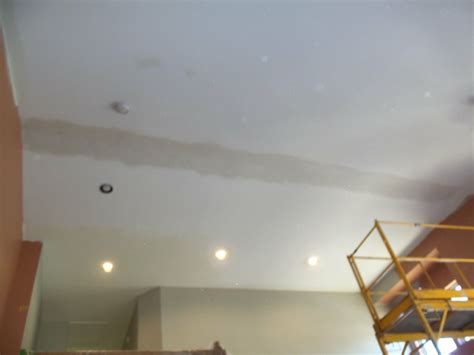 repairing cracks on high ceilings painting in partnership