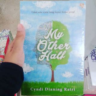 My Other Half By Cyndi Dianing top 10 novel romantis best seller indonesia 2016 top