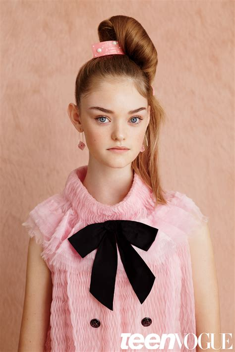 2015 hair models fashion and willow vogue september 2015 issue photos