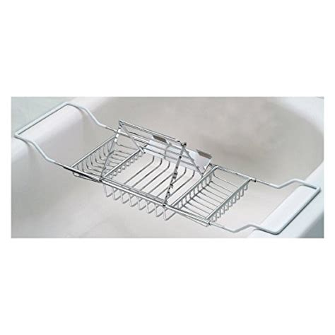 stainless steel bathtub caddy bathtub caddy tray stainless steel rack reading books