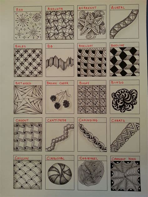 zentangle pattern cogwheel 1000 images about zentangle patterns on pinterest