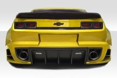 2010 2012 Chevrolet Camaro Body Kits And Accessories