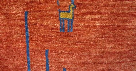 What Is A Gabbeh Rug by Animal Carpets Animal Design Tribal Gabbeh Rugs