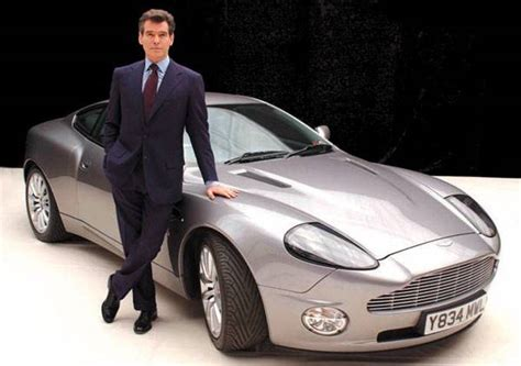 Bond Aston Martin Vanquish Bond Aston Martin Db7