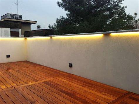 illuminazione per terrazzi illuminazione terrazzo foto design mag