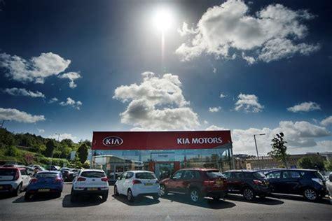 kia 900k vantage motor invests 163 900k in bradford kia centre