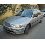 1997 Rover 400  Frontjpg Wikimedia Commons