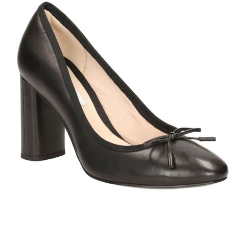 clarks idamarie womens formal shoes clarks from charles