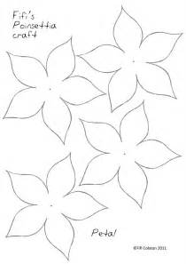 paper flower template printable 17 best ideas about printable templates on
