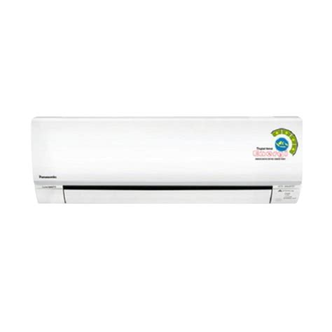 Ac Panasonic Setengah Pk Low Watt jual panasonic cskn9skj low watt ac split 1 pk