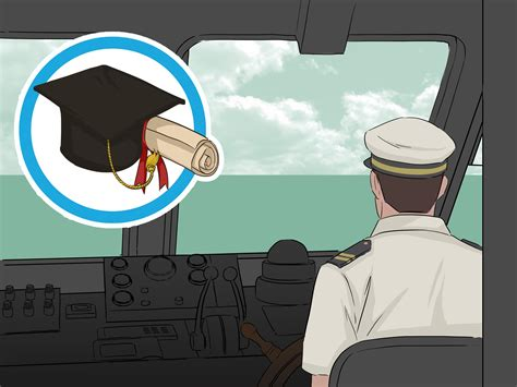 boat captain how to become a boat captain with pictures wikihow