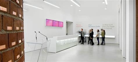 gallery design gallery interior design the power plant kpmb architects best modern world interior