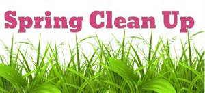spring cleanup spring clean landscaping