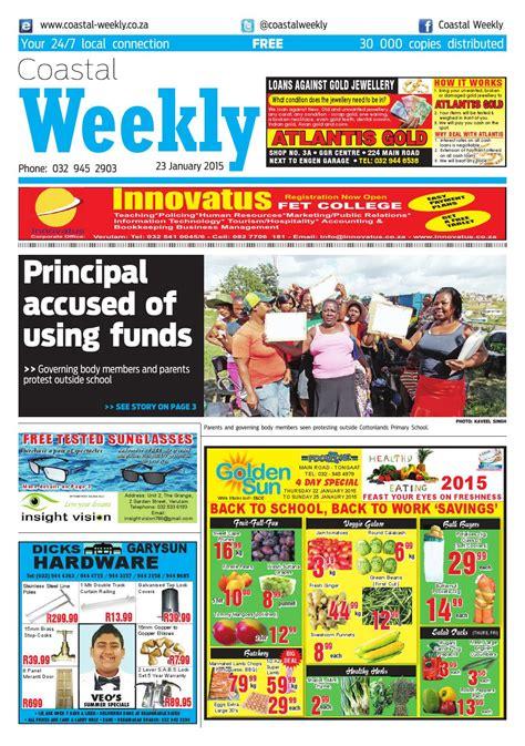 Coastal Plans Issuu Feverscw 20150122 By Coastal Weekly