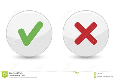 Free No Sign Up Background Check Yes Or No Icon Button Stock Vector Illustration Of Checklist 51961293