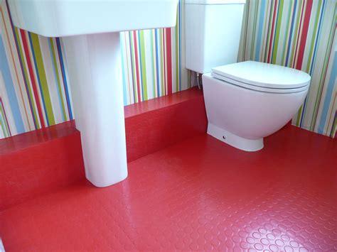 Bathroom Rubber Floor Tiles by Rubber Flooring Elaine Butler