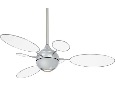minka aire cirque fan minka aire cirque polished nickel 54 wide indoor ceiling