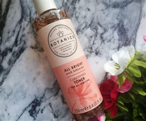 Botanics Detox Brush Review by Botanics All Bright Cleansing Toner Review